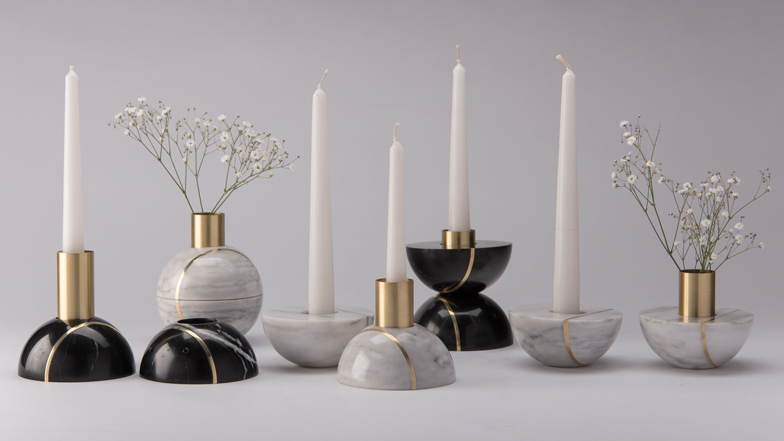 Accent Candle Holders